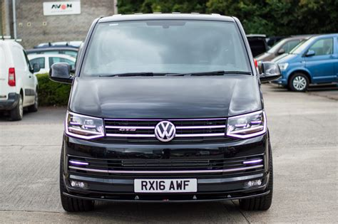 Led Interior Home Lights Vw T6 Transporter Swb Raceline Gts Carvelle Conversion