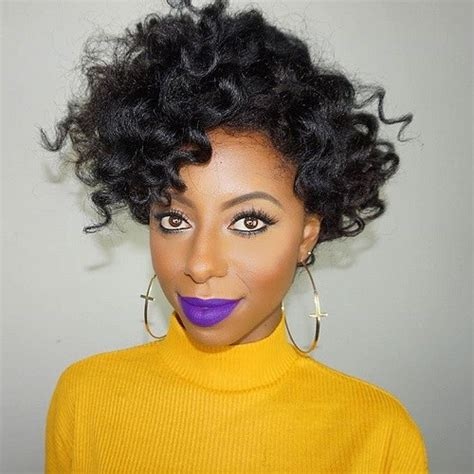 styles for natural black hair pictures natural short hairstyles for black women hairiz