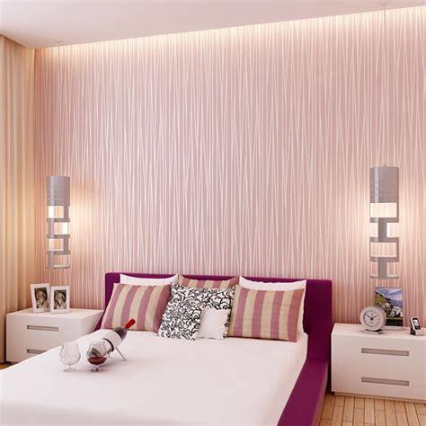 glitter wallpaper for bedroom walls aliexpress com buy 10 meter modern elegant stripes