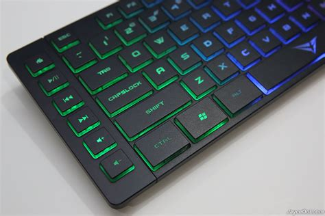 Termurah Alcatroz X Craft Chroma 3000 Keyboard Stylish Garansi Resmi alcatroz x craft chroma 3000 keyboard review jayceooi