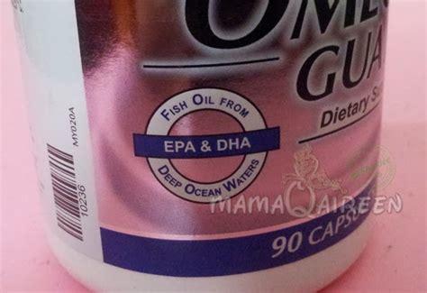 Sle Minyak Ikan apakah kebaikan minyak ikan omega guard shaklee mamaqaireen