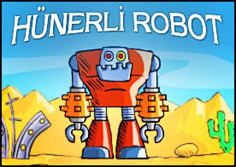 kz oyunlar robot oyun h 252 nerli robot oyunu t 252 rk 231 e oyunlar