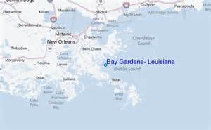 bay gardene louisiana tide station location guide