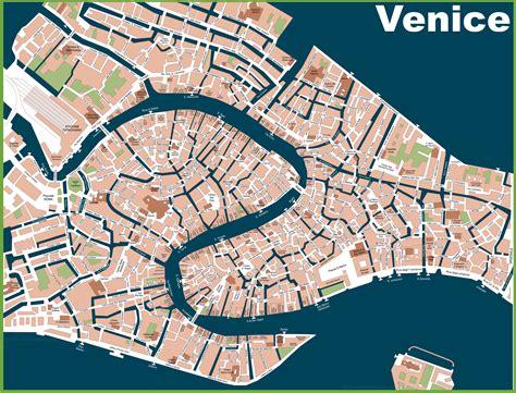 venice map venice map