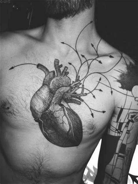 50 beste herz tattoos f 252 r m 228 nner und frauen tattoos amp ideen