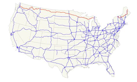 map us highway routes u s route 2 wikiwand