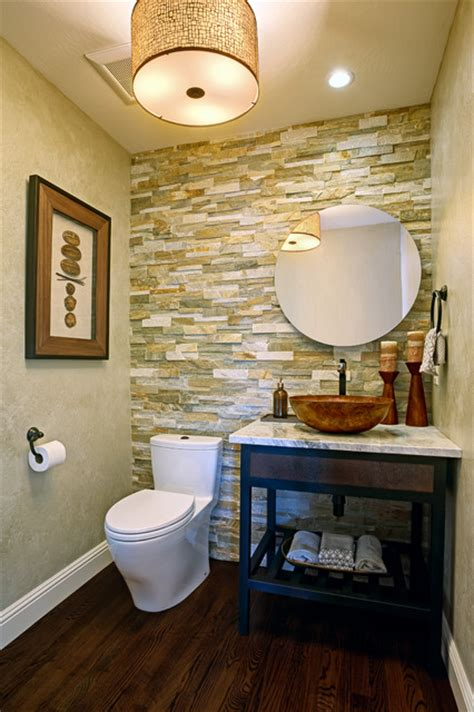 Powder Room Lighting Fixtures Transitional Kitchen On Sarahills Dr Contemporary Powder Room Other Metro By Spaces By