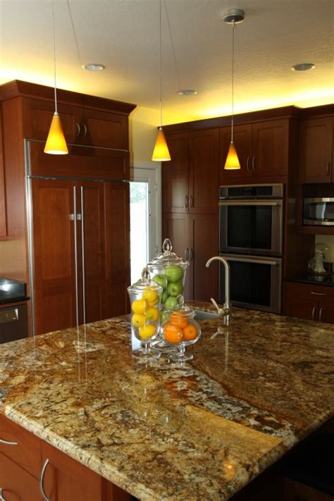 rope lights above cabinets in kitchen 17 best images about led strip lighting use throughout