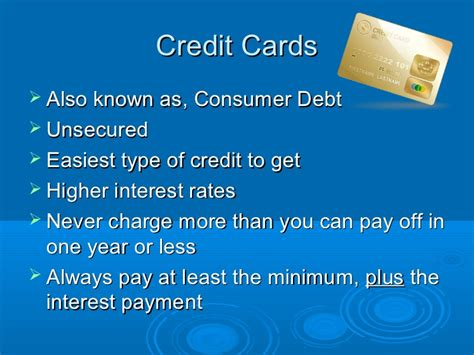 Credit Card Debt Formula money matters class 4 credit