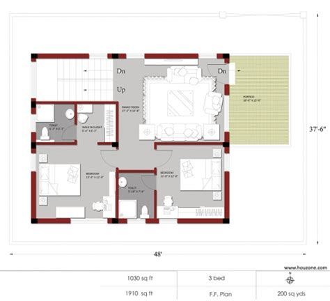 fascinating indian house plans for 1500 square feet