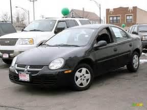 Dodge Neon 2003 2003 Dodge Neon Se In Black 110721 Chicagosportscars