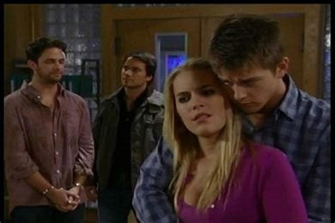 gh kristina and johnny gh update friday 1 4 13
