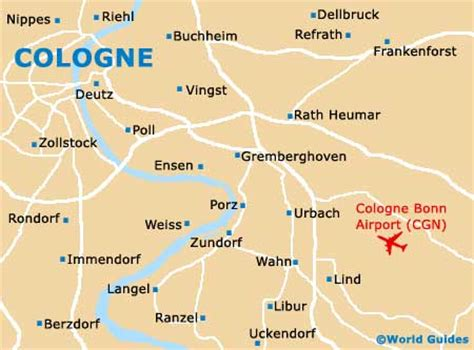 map of koln germany map of cologne bonn airport cgn orientation and maps