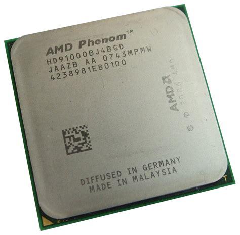 prozessor am2 sockel hd9100obj4bgd amd 9100e phenom x4 socket am2 processor