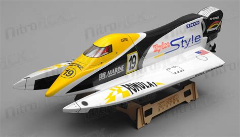 formula boats replacement parts exceed formula 1 650mm electric powerboat almost ready to