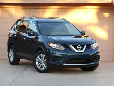 test drive 2015 nissan rogue sv the daily drive