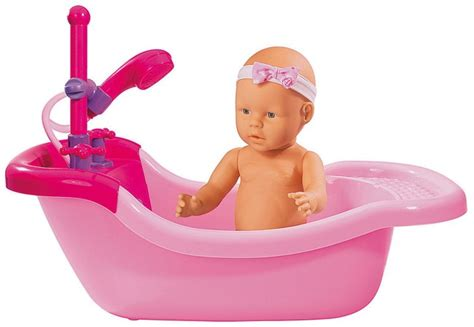 Puppe Mit Badewanne by Simba New Born Baby Badewanne Wanne Babywanne Puppenwanne