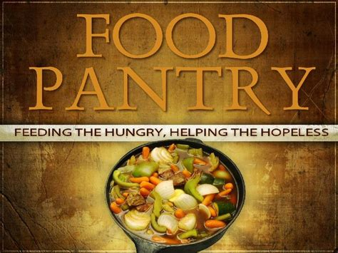Starting A Pantry by Start A Food Pantry Ministry Ministry Ideas