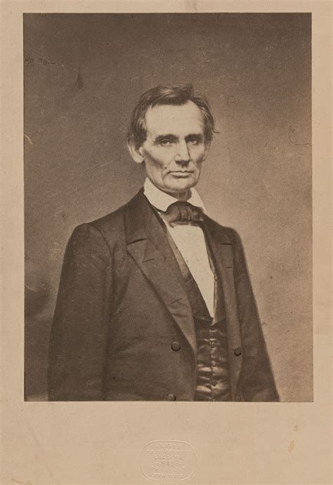 lincoln photograph how one mathew brady photograph may helped elect