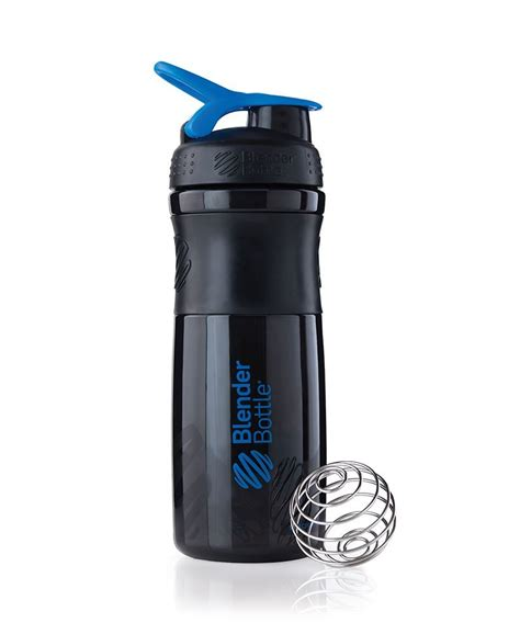 Tritan Black Blue 10 best shaker bottles in 2018 quality protein shakes cup reviews