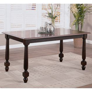 Rubberwood Kitchen Table Tailored Home Farmhouse Rubberwood Bentwood Kitchen Table