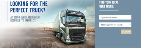 volvo dealer portal uk used trucks brought to you by hartshorne motor