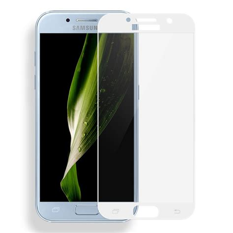 Samsung Galaxy A7 Mocolo Premium Screen Guard Tempered Glass Protector samsung galaxy a3 2017 suojalasi mocolo valkoinen