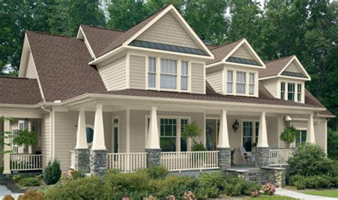 exterior paint colors for craftsman homes
