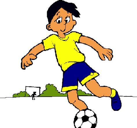 imagenes niños jugando caricaturas dibujo de jugar a f 250 tbol pintado por tigres en dibujos net
