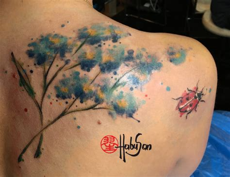 forget me not tattoos tattoo collections
