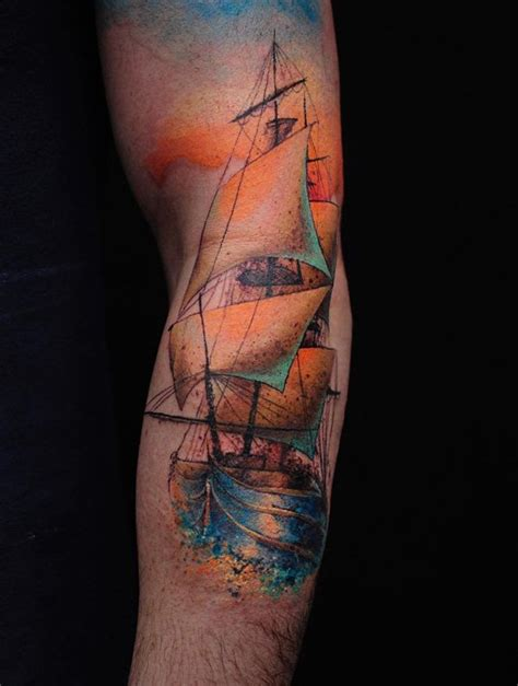 yacht tattoo designs 100 boat designs designs and tatting