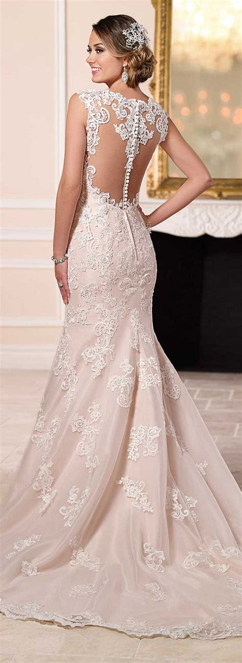 blush colored wedding dresses best 25 blush wedding dresses ideas only on