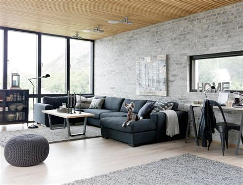 Small Living Room Dining Room Combo modern industrial furniture industrial interior design