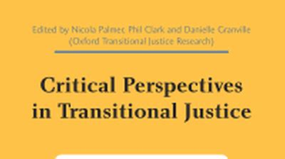 the conceptual foundations of transitional justice books gargarella roberto