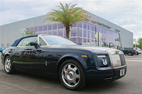 auto air conditioning repair 2009 rolls royce phantom on board diagnostic system 2009 rolls royce phantom for sale
