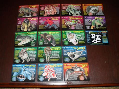 How Do You Use An Ebay Gift Card - free 18 weird n wild creatures cards trading cards listia com auctions for free