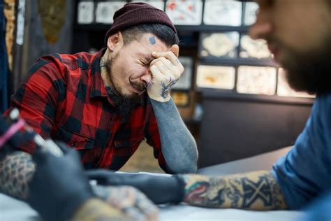how to deal with tattoo pain numbskin topical anesthetic numbing