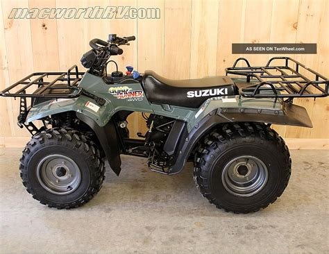 2001 Suzuki Quadrunner 250 For Sale 2000 Suzuki Master 500 4x4 For Sale Autos Post