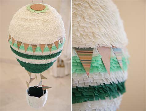 Handmade Pinata - air balloon pi 241 ata handmade pi 241 atas