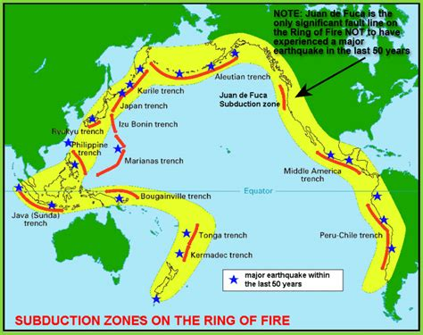 ring  fire earthquake map chaos sweeps