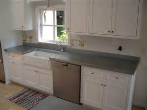 zinc countertop gallery custom