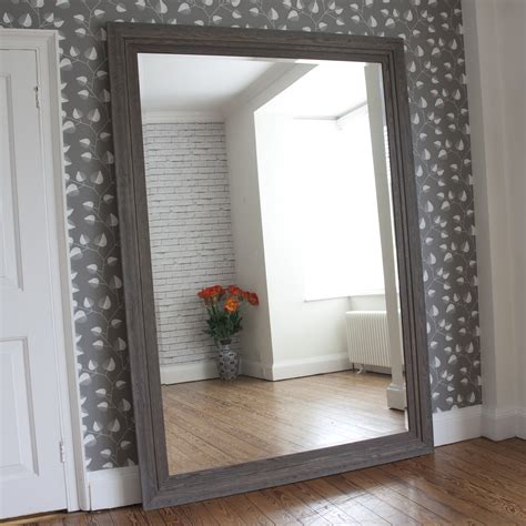 contemporary mirrors uk adessi wooden mirror contemporary mirror free uk delivery
