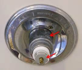 how to repair a leaky delta shower faucet jammer six