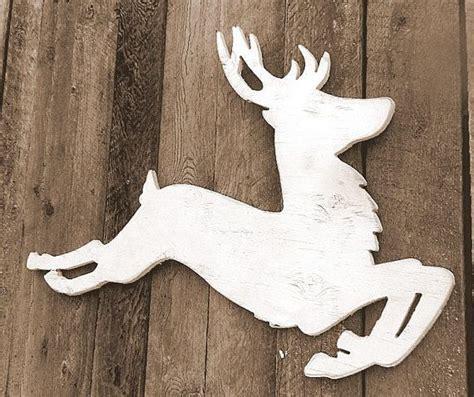 wood pattern for reindeer wooden reindeer christmas pinterest