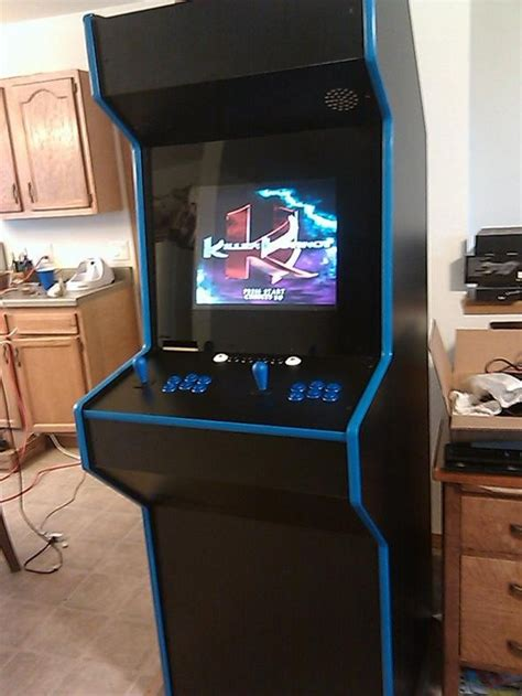 make your own arcade cabinet diy challenge custom built arcade emulator cabinet 171 giveaway tuesdays