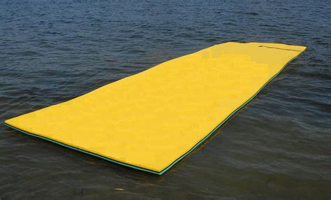 Pad Floating Mat by Floating Bed Water Foam Lounge Raft Mat Pool Float Pad