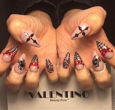anti nails anti valentines day nail gallery