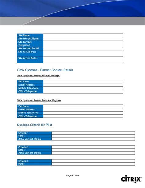 poc report template poc template ideas exle resume templates