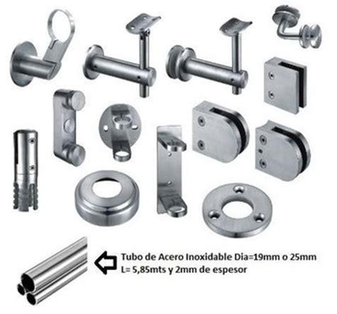 accesorios de acero inoxidable para barandillas herrajes y accesorios acero inoxidable barandas pasamanos