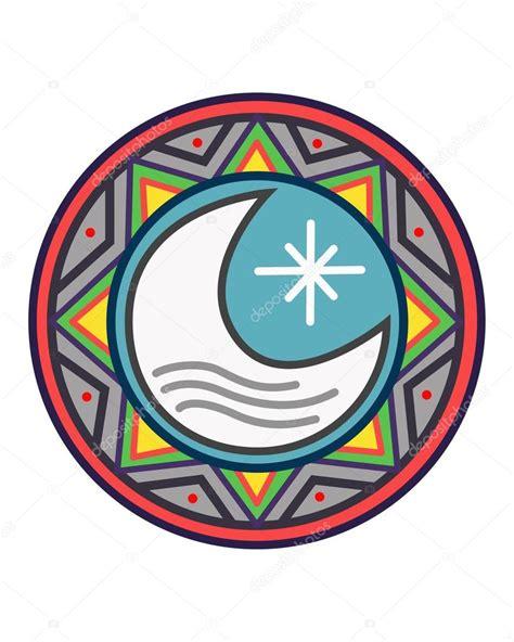 imagenes de simbolos indios el sol y luna s 237 mbolo ind 237 gena archivo im 225 genes